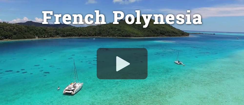 French Polynesia Video