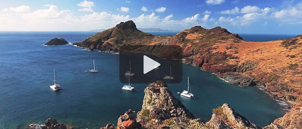 St Martin luxury yacht sailing