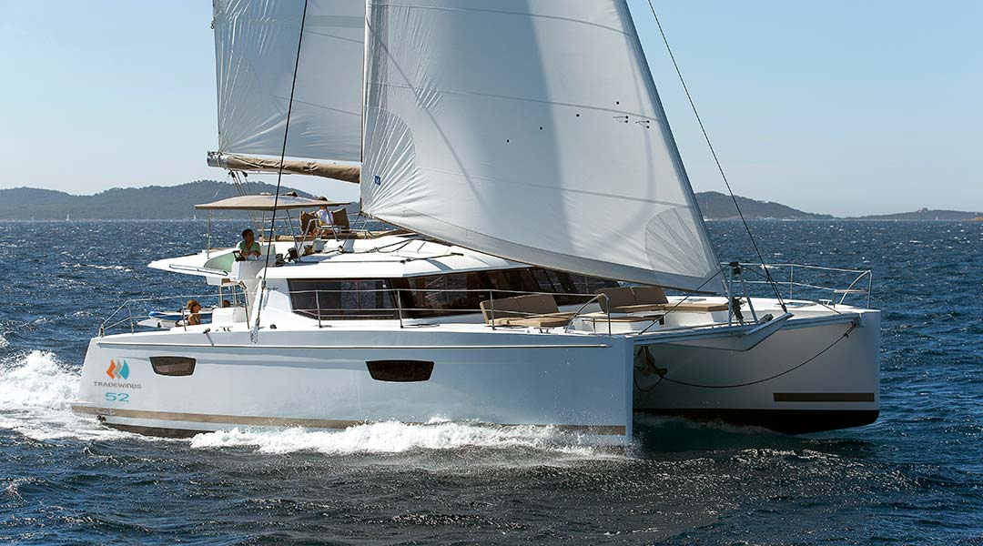TW52 Luxury Yachts For Sale